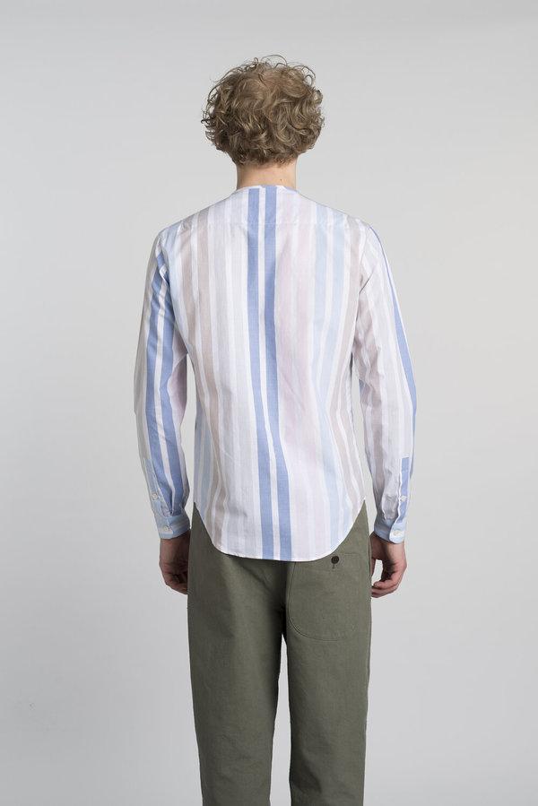 Delikatessen Finest Italian Cotton Long Sleeve Shirt