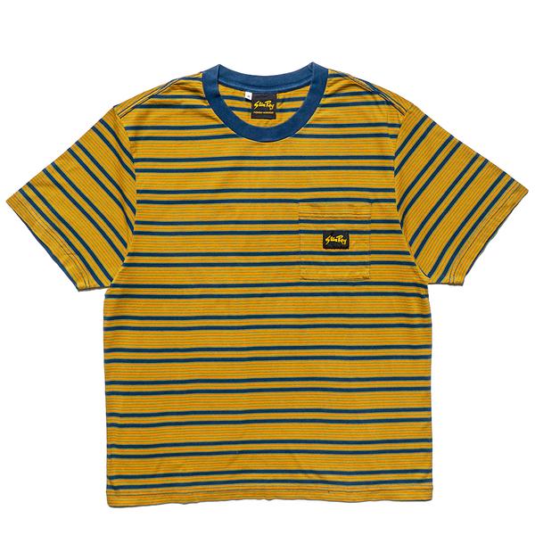 Stan Ray Yarn Dye Stripe Narrow T-Shirt