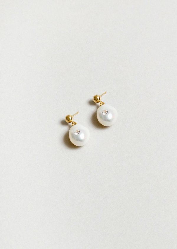 Wolf Circus Clementine Earrings - Gold