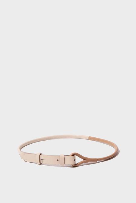Modern Weaving Skinny Single Waist Wrap - Neutrals Duo Light Hues
