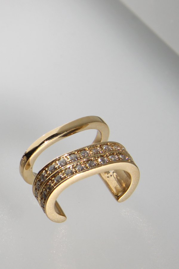 Primary New York 18K Cora Single Cuff
