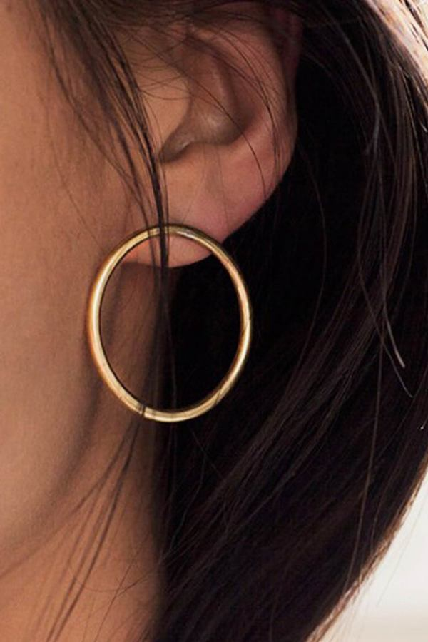SOKO Duana Stud Earrings - gold