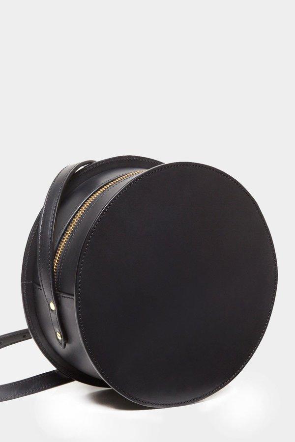 The Stowe Elliot Circle Bag - Black