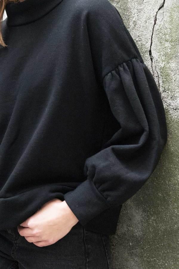 Errant Harlow Sweatshirt - Black