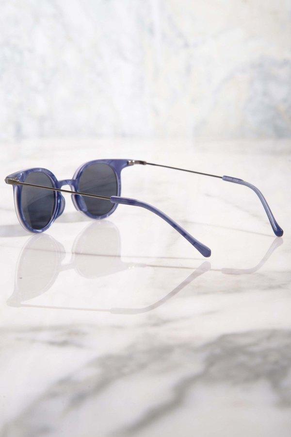 Kaibosh High Tide Oil Spill Sunglasses - Blue