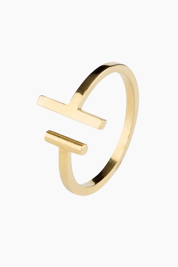Maria Black Kyla Ring - Gold