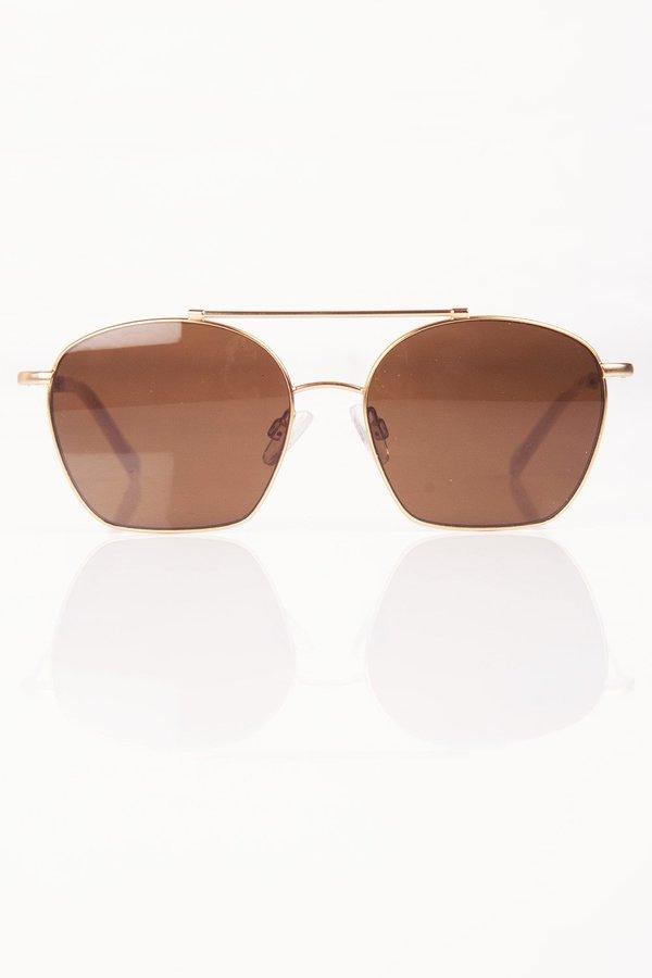 Kaibosh Metallicum Sunglasses - Gold