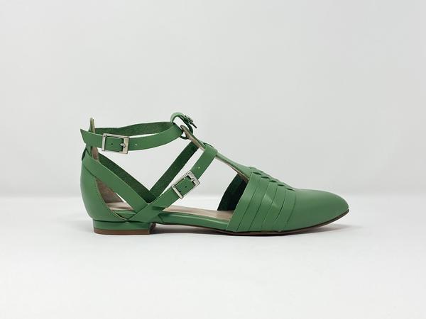 5yMedio Tania Sandal - Grass