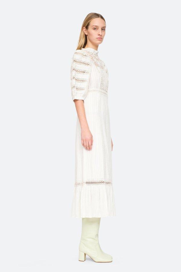 Sea NY Ona Dress - White
