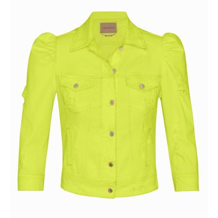 Retrofete Ada Jacket - Neon Yellow
