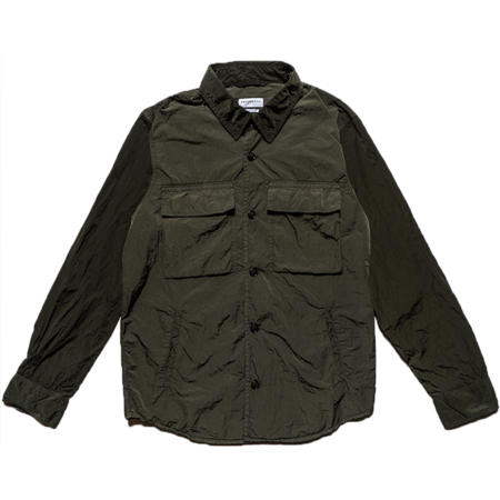 PRESIDENTS Twenty One Shirt - ARMY GREEN