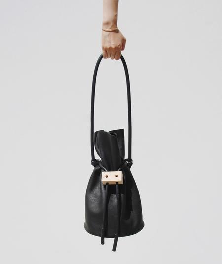 Building Block Cable + Outlet Bag - Black