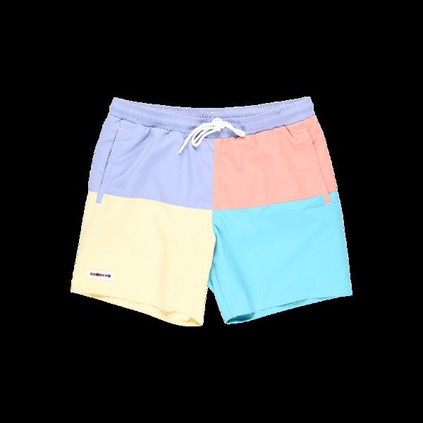 Lacoste Colorblock Swim Trunk