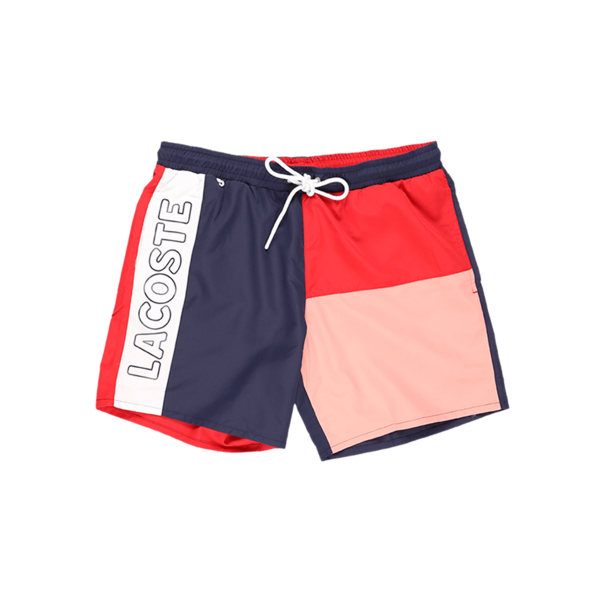 Lacoste Colorblock Swim Trunk