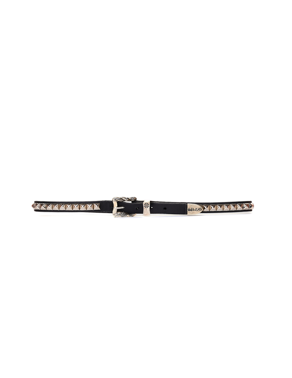Enfants Riches Deprimes Coutee Belt with Pyramid Studs