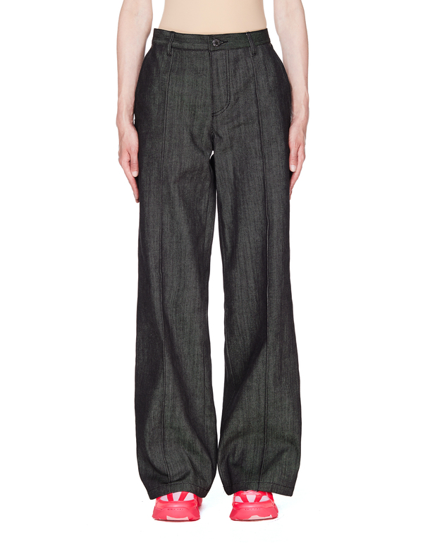 Undercover Cotton Trousers -  Grey
