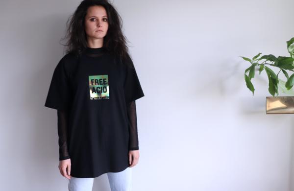 LB2 STUDIO Free Acid T-shirt