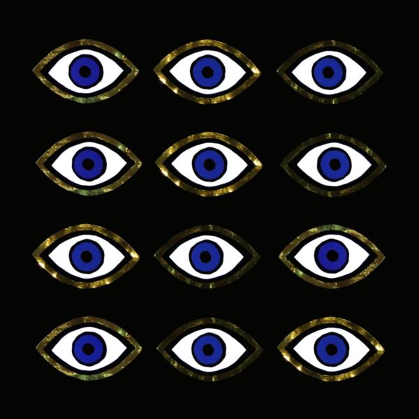 LB2 STUDIO Oversized Eyes T-shirt