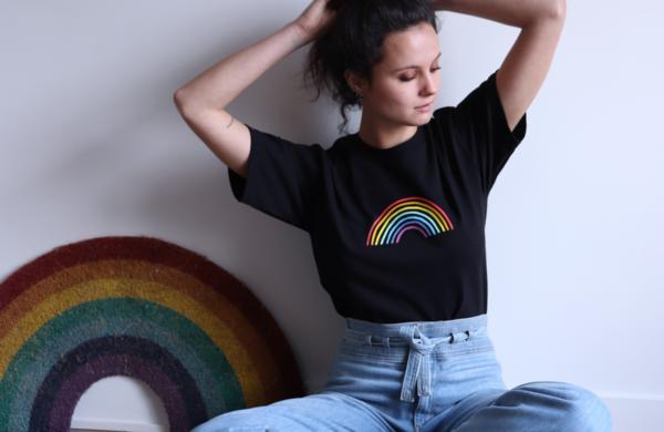 Lb2 Studio Rainbow T-shirt