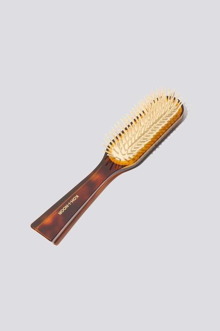 Koh-I-Noor Rectangular Hair Brush - Tortoise