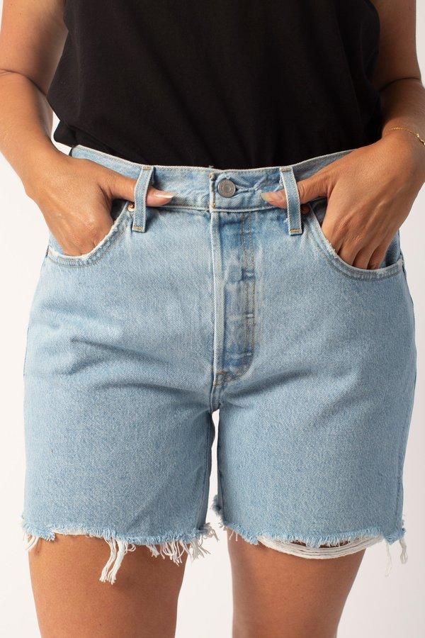 Levi's 501 Mid Thigh Short