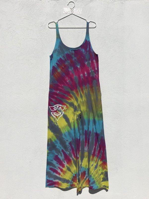 OffSeasonNYC Jumpsuit - Tie Dye #1