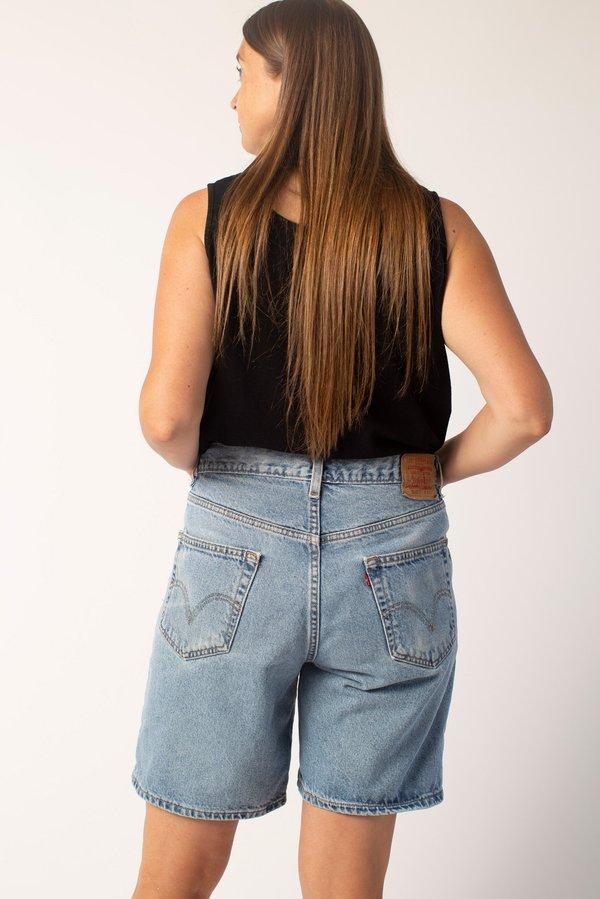 Vintage Levis 550 Mid-length Shorts