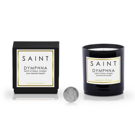 Saint Dymphna Candle
