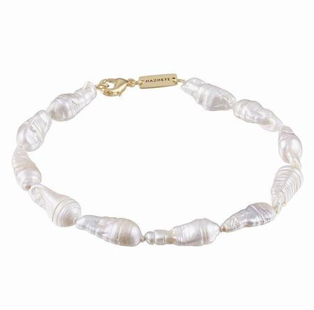 Machete Biwa Pearl Bracelet