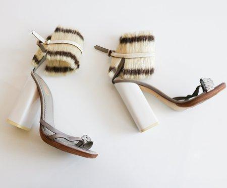 [Pre-loved] Reed Krakoff Block Heel Sandals