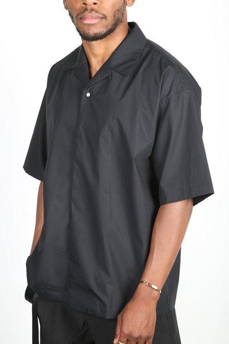 Y.O.N. Open Collar Shirt