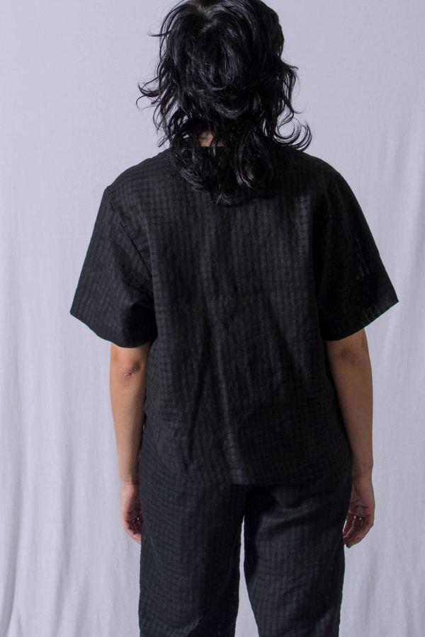 Unisex FAAN Up Top - Black