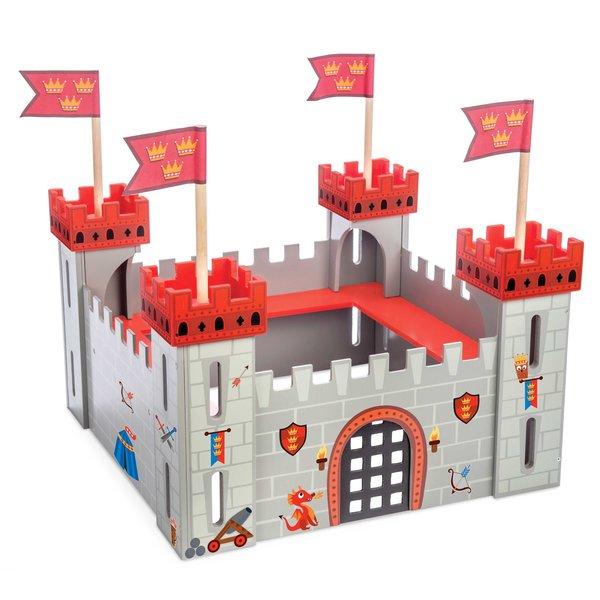Kids Le Toy Van My First Castle