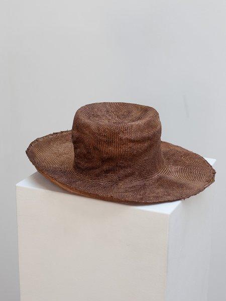 Reinhard Plank Strega Hat - Noisette