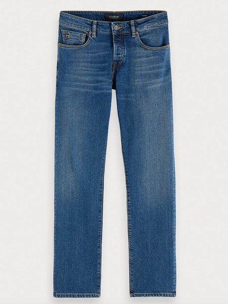 Scotch & Soda Vernon Jeans - Don't Forget Blauw