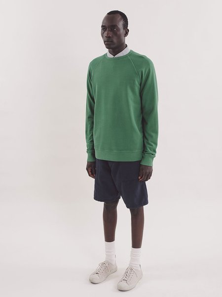 YMC Schrank Sweatshirt - Green