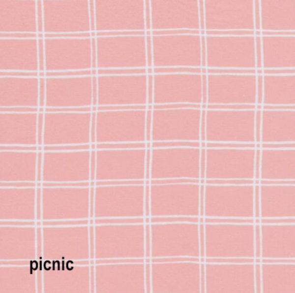 Petit Mioche Organic Cotton Printed Skirt