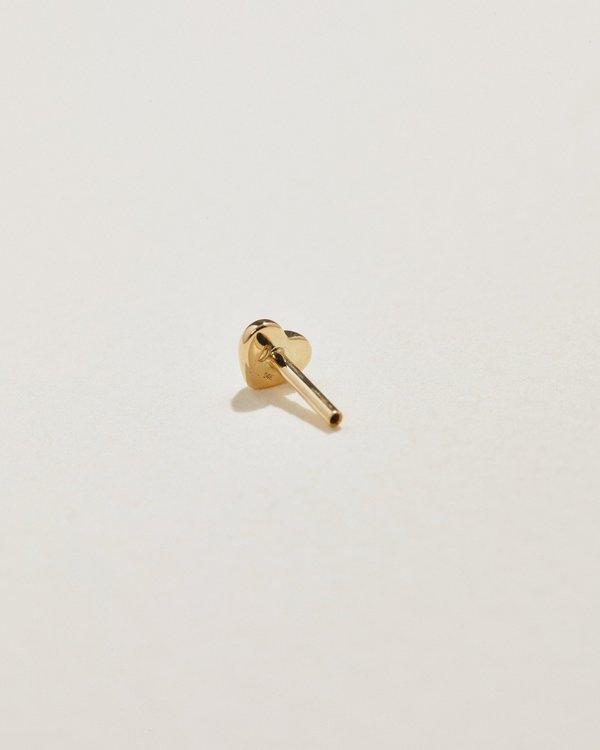 Pamela Love 5.5mm Threaded Back Studs - Gold