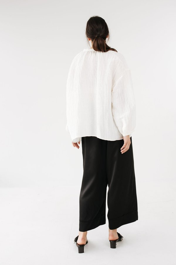 MARLE Hunter Shirt - Ivory