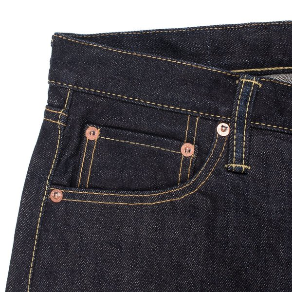 Iron Heart IH-777S-142 Indigo 14oz Denim