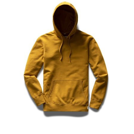 Reigning Champ RC Lightweight Terry PO Hoodie - Medallion