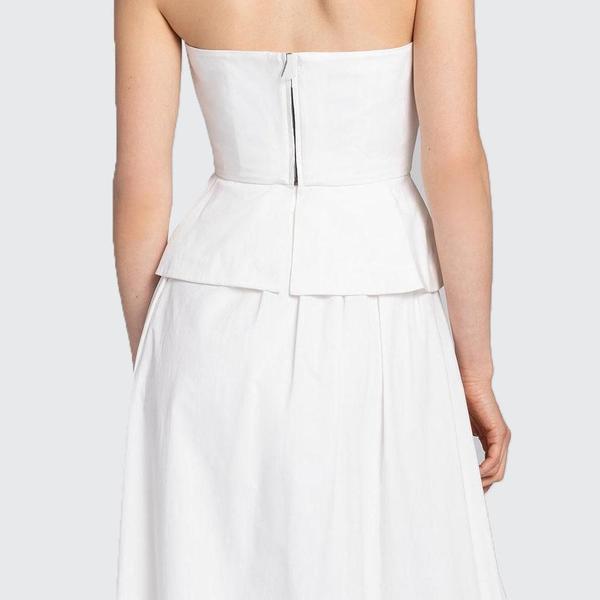 A.L.C. Farrah Top - White