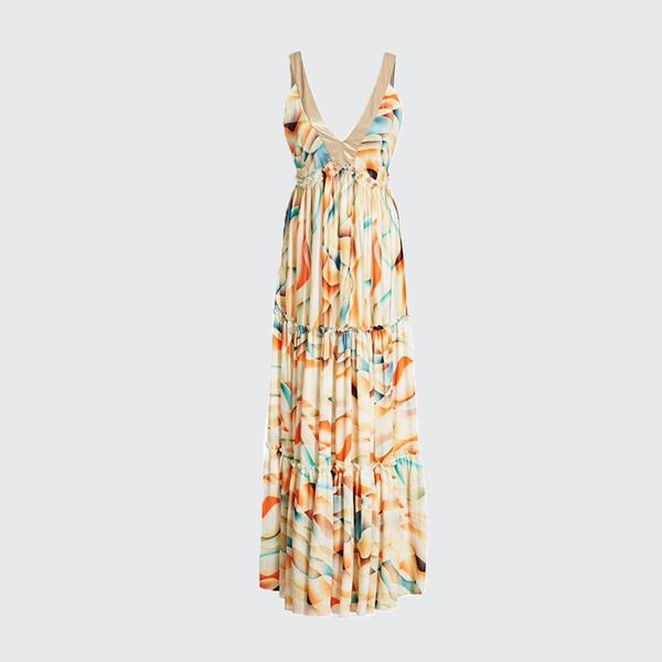 Le Superbe Las Flores Dress - SANDUNE