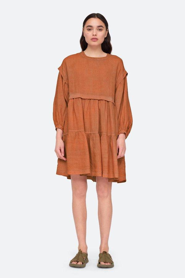 Sea NY Yara Dress - Redwood