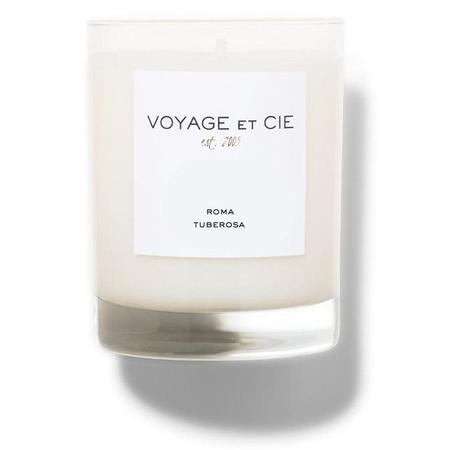 Voyage Et Cie Tuberosa Candle
