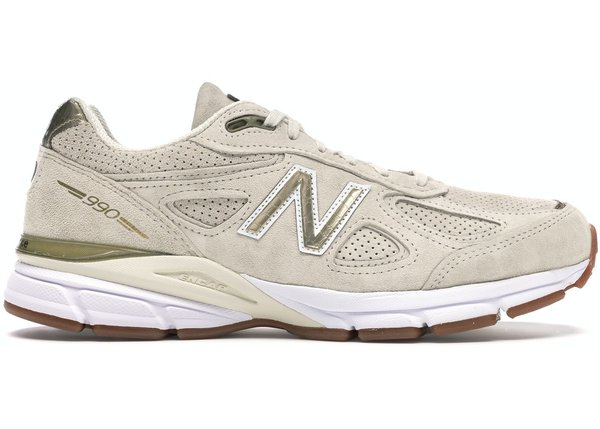 New Balance 990v4 Angora Made In USA Sneakers
