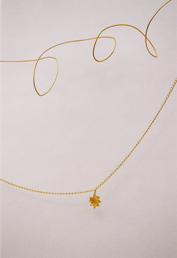Après SkiEstrella Necklace - Gold