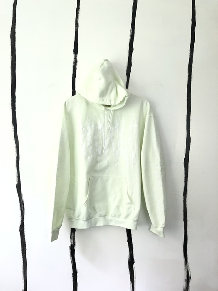 Audrey Louise Reynolds HOODIE - HONEY DONT