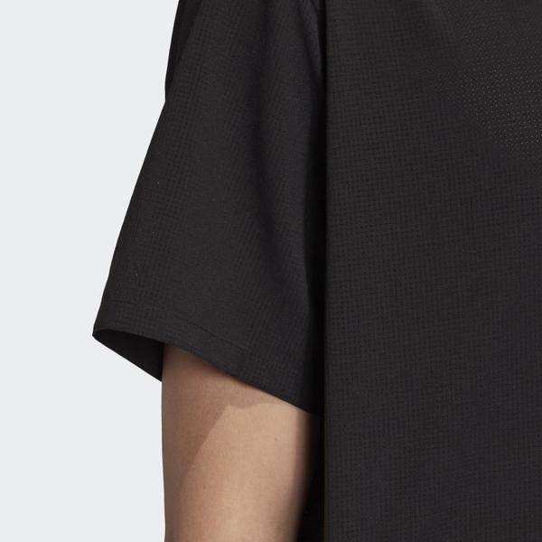 Adidas Y-3 Mesh Resort Shirt - Black