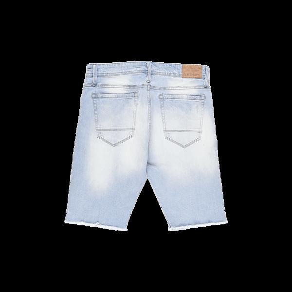 Jordan Craig Denim Shorts - Ice Blue